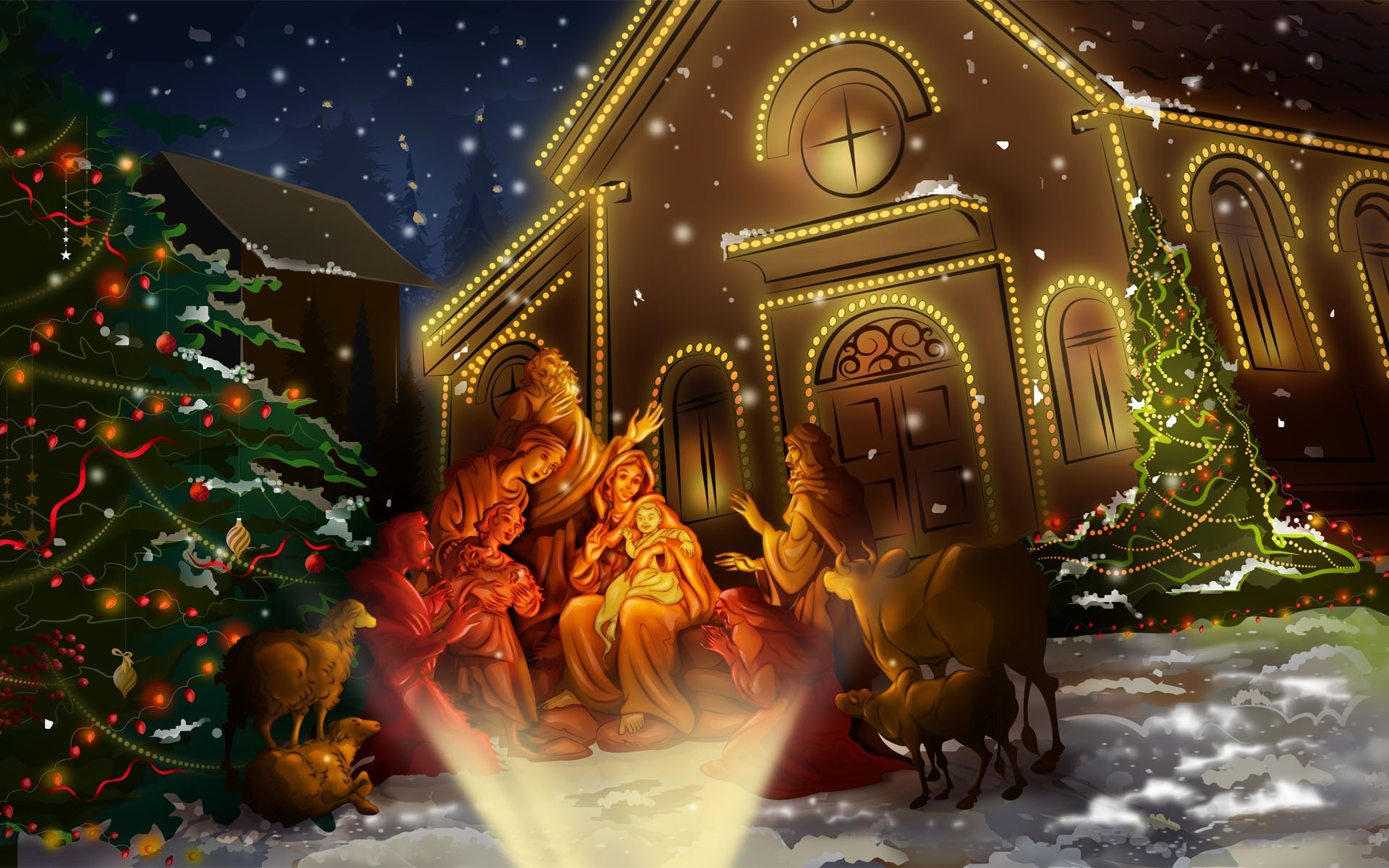 That Devilish Spirit of Christmas - The Path of Truth