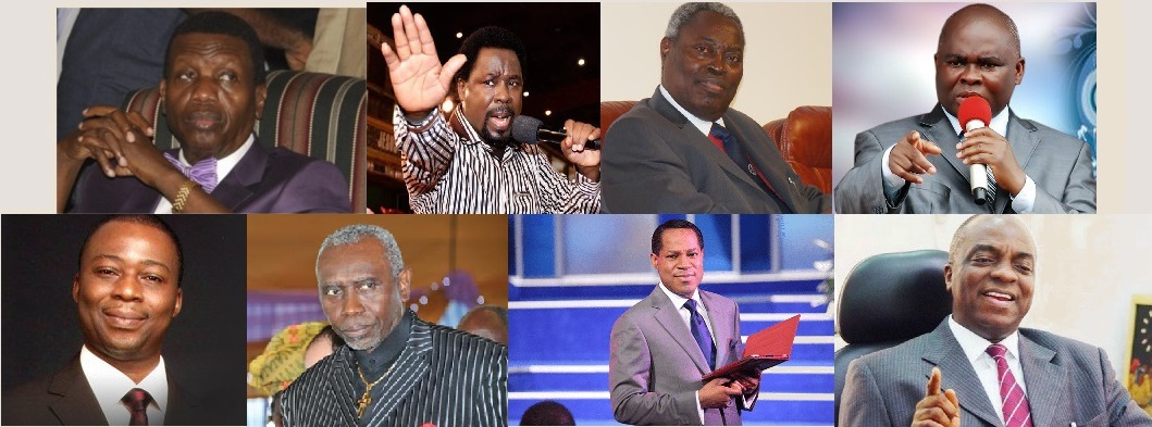 False Teachers - Enoch Adeboye, T B  Joshua, W F  Kumuyi